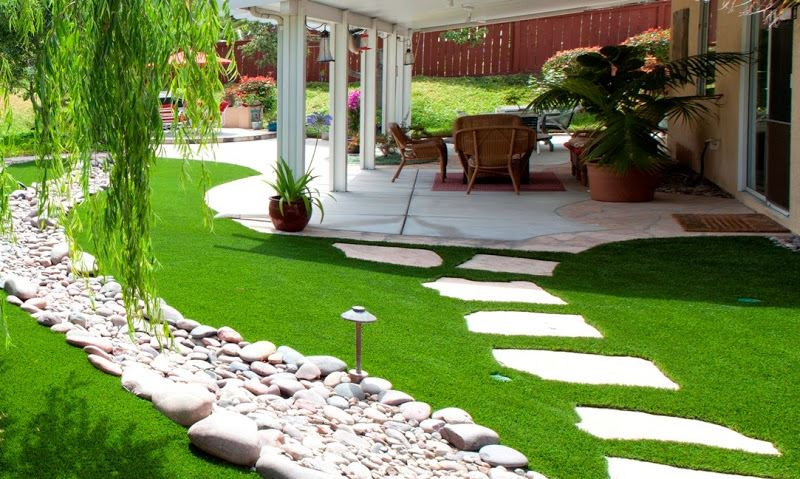 thi công cỏ sân vườn